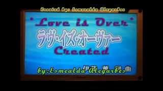 Love Is Over 1 Japanese Karaoke