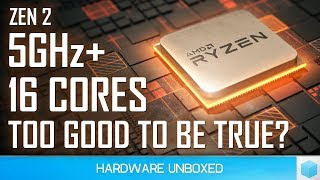News Corner | Our Thoughts on AMD 7nm Zen 2, Navi Rumors and Nvidia Titan RTX