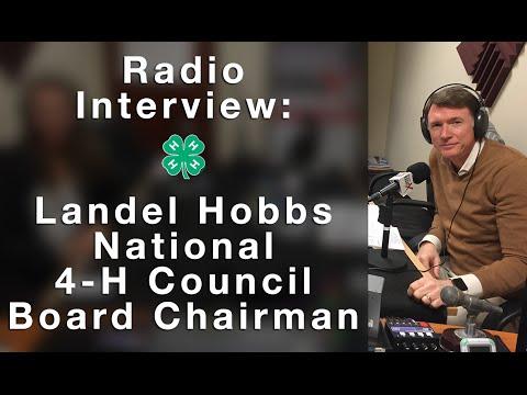 Atlanta Business Radio X: Landel Hobbs, National 4-H Council Board Chairman