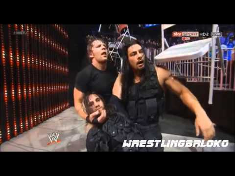WWE TLC 2012 Highlights