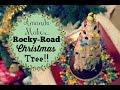 Amanda Makes... A Rocky-Road Christmas Tree!!