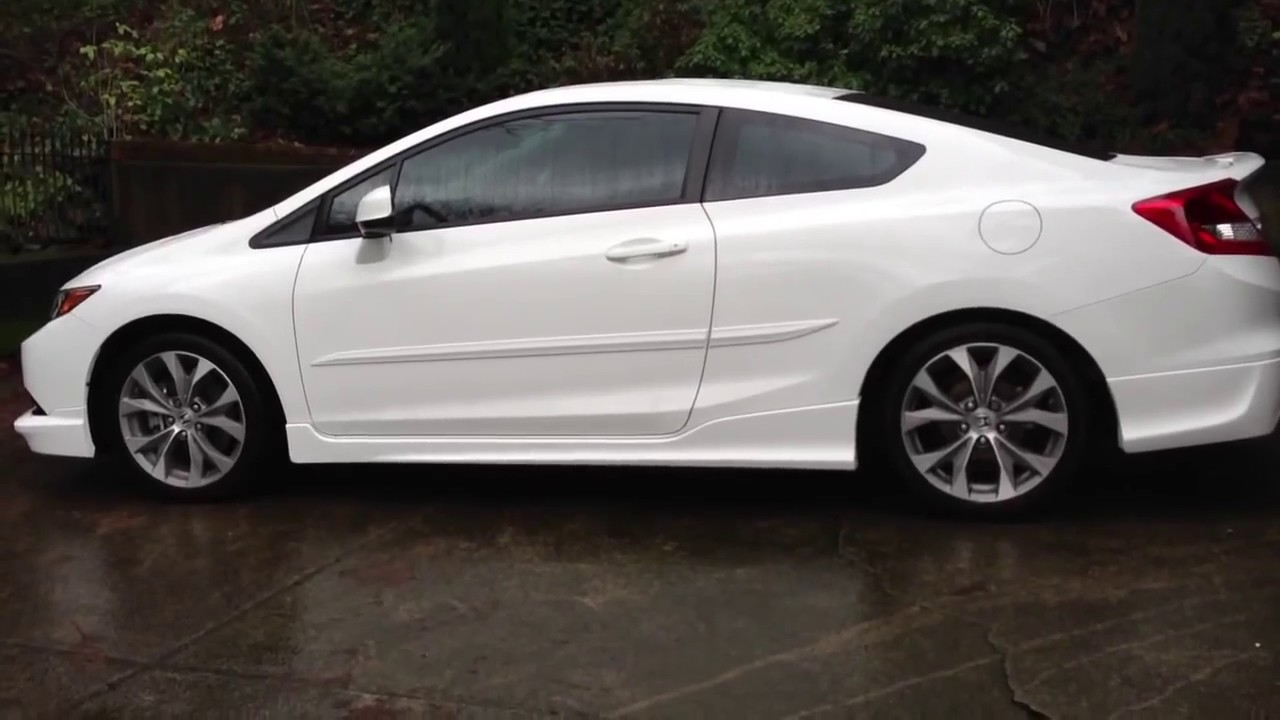 2012 Honda Civic si Rims 2012 Honda Civic si With Hfp