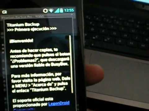 ICS Oficial V30a LG Optimus 2X P990 Root Tutorial
