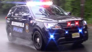 Bloomfield Police Department Unmarked Taurus Rapid Response Unit 299 And Car 216 Responding 5-22-17