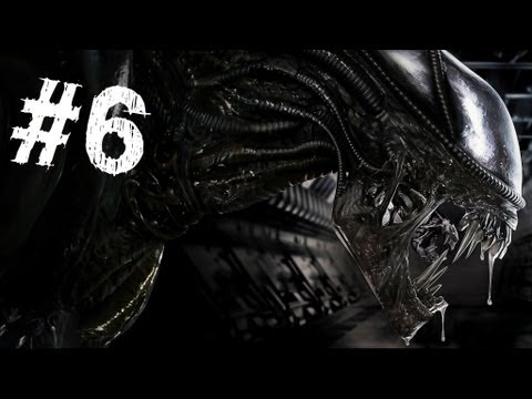 Aliens Colonial Marines Gameplay Walkthrough Part 6 - For Bella - Mission 6