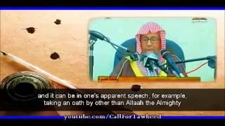 Aqeedah - Shaykh Salih Al Fawzaan - Part 1/2