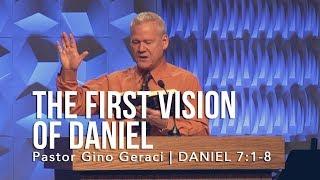 Daniel 7:1-8, The First Vision Of Daniel