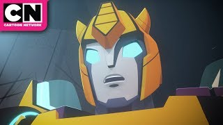 Transformers Cyberverse | Remembering the Leadership of Optimus | Cartoon Network