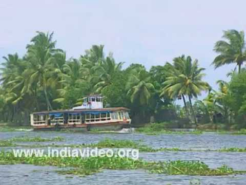 River Pulinkunnu - famous for houseboat trips and regatta