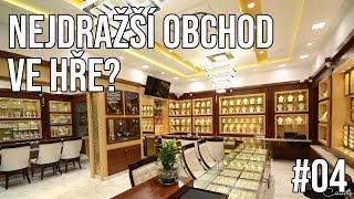 Nejdražší obchod ve hře? & Nové vybavení do úkrytu! | Hobo: Tough Life CZ #4
