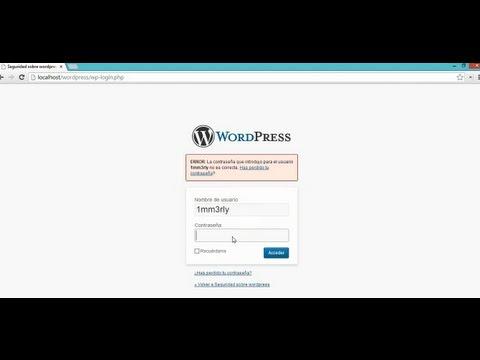 Seguridad en Wordpress: Tips, consejos y estrategias para evitar que nos hackeen