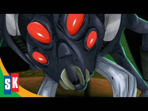 Slugterra: Slug Fu Showdown (5/5) Spirex Captures Eli and Junjie