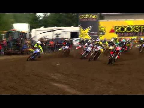 Motocross Québec - RockStar Mx Nationals - Deschambault 2015