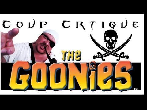 Coup Critique - Les Goonies