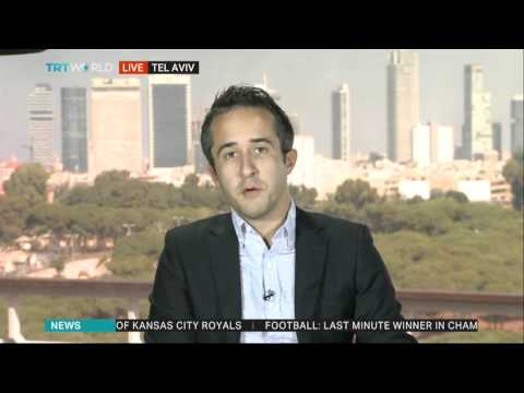 TRT World: Gregg Carlstrom reports about Israel-Palestine tension