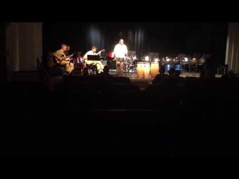 'Footrpints' as covered by the Northwest Mississippi Community College Faculty Jazz Quartet Concert