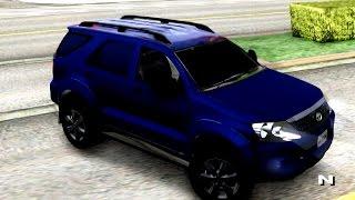 Toyota Fortuner 2013 Original   #192 New Cars / Vehicles in GTA San Andreas [ENB]
