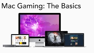 How to Play Games on Mac