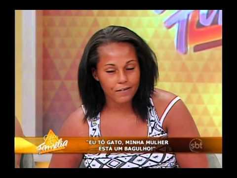 Casos de Família (06/06/14) - Eu tô gato, minha mulher tá um bagulho