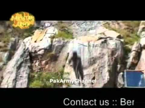 Pakistan Army.dharti Dharti Apni Ma - Song   -- Rahat Fateh video