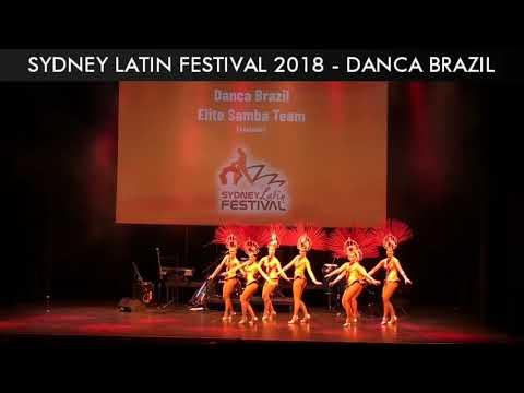 SYDNEY LATIN FESTIVAL 2018 - DANCA BRAZIL