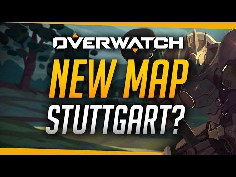 Overwatch   New Map - Stuttgart/Black Forest!? (Prediction)