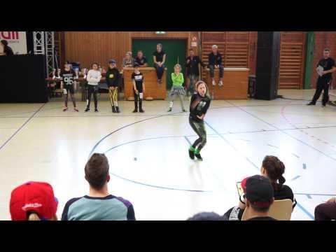 Dana 6.platz Solo Girls Kinder Nnod 2014 Wallenhorst video