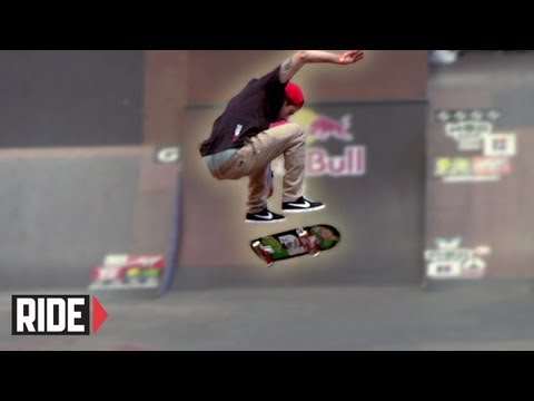 Paul Rodriguez Qualifies 1st at Tampa Pro 2010