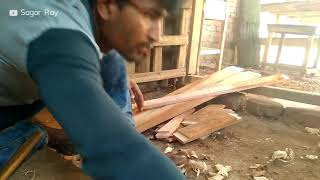 Woodwork (Part- 2): Woodwork in Bangladesh | Young boy is working with wood