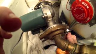 Replacing a Taco 007 Residential Hot Water Recirculating Pump