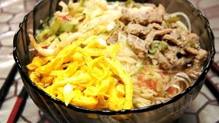 KLK: готовим Кук-си / корейское блюдо