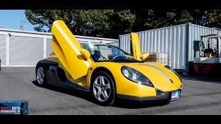 Walk Around - 1997 Renault Sport Spider - Japanese Car Auctions