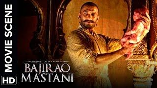 Ranveer Assists Deepika In The Birth Of A Warrior | Bajirao Mastani | Movie Scene