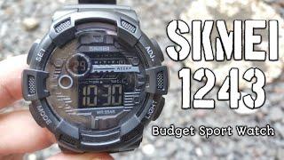"""Skmei 1243 """"Budget Sport Watch"""""""