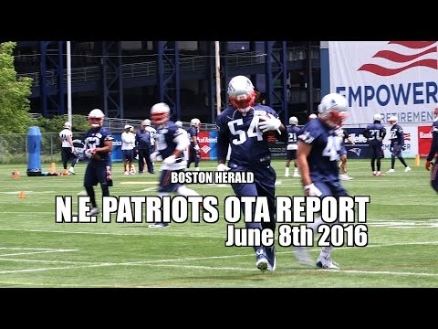 Patriots Mini-Camp Report: Brissett, Bennett, & 2 Players Exchange Punches
