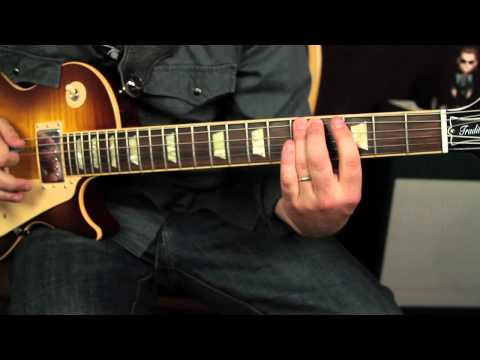 Blues Guitar Lessons - Freddie King, SRV, Jeff Beck,