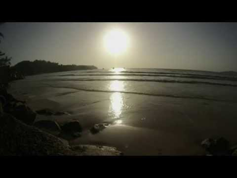 Pôr do Sol, na praia de Bang Tao – Phuket, Tailândia