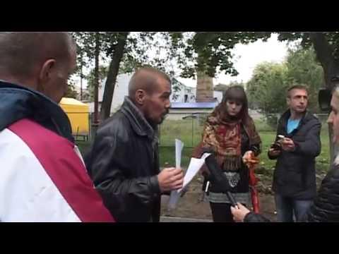 Пресс конференция Шостка Шкид