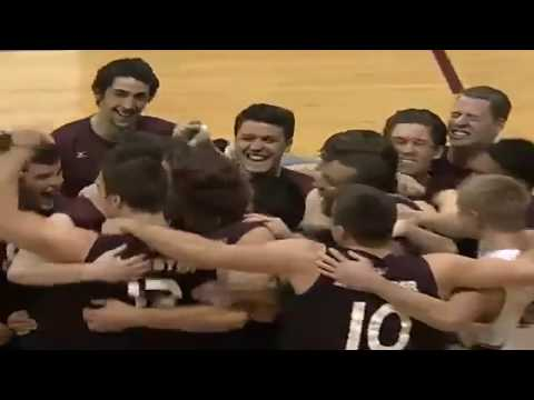 2012-2013 McMaster Men's Volleyball Year End Video