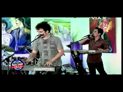 Los Tetas en Vivo Porcel - La Eternidad en Red Hot Chilean People VIA X parte 1