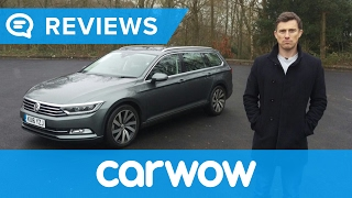 Volkswagen Passat Estate 2017 review | Mat Watson Reviews