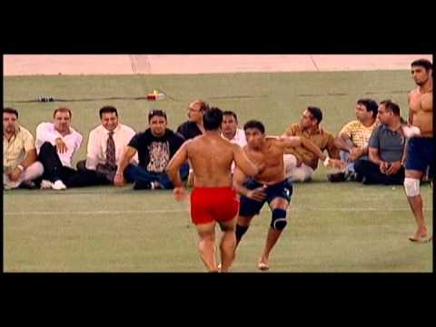 Kabaddi Cup Canada-2009 Final East Canada Vs West Canada P-1 Www.rurkee.wmv video