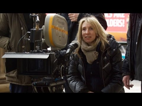 FIFTY SHADES OF GREY Dir. Sam Taylor-Johnson On Collaborating With Hollywood