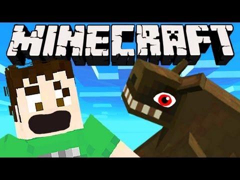 Minecraft - WEREWOLF ESCAPE