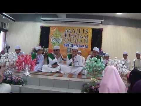 Penutup Majlis Khatam al-Quran@SMK Sri Permata