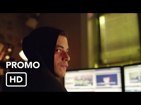 "Mr. Robot Season 2 ""Knock Knock"" Promo (HD)"
