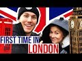 OUR FIRST DAY IN LONDON!! | Shawn + Andrew