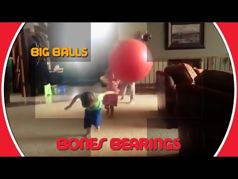 Bones Bearings BIG BALLS - Clip #7 BIG BALL Bounce