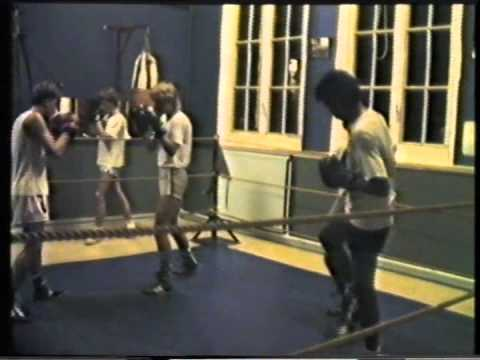 Jongerencentrum Bel Ami Savate training 1985 Image 1