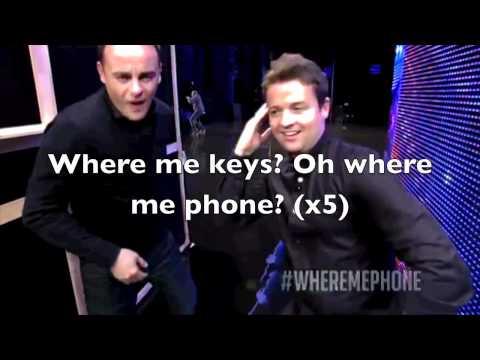 LYRICS Zipparah Mr Zip Where Me Keys Where Me Phone LYRICS HD HQ